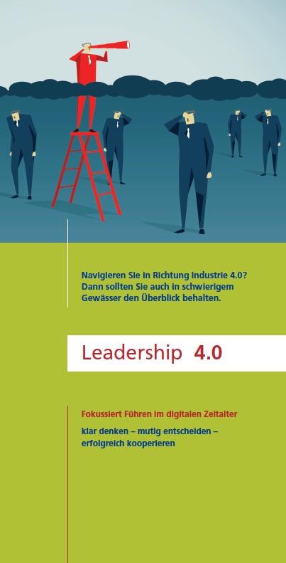 Leadership 4.0 Flyer